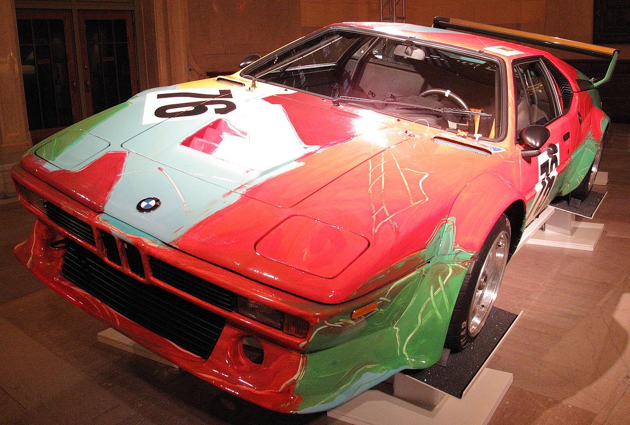 BMW-Warhol