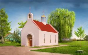 Mała cerkiew