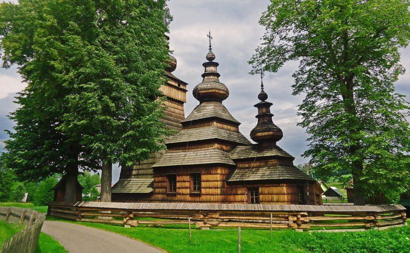 Деревяным Путьом ЮНЕСКО по Лемковині – КВЯТОНЬ